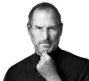 Apple Co-Founder and Former CEO Steve Jobs
