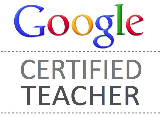 Ms. Computer Teacher is Google Certified!